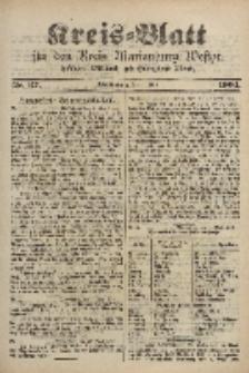 Kreis-Blatt für den Kreis Marienburg Westpreussen, 7. Mai, Nr 37.