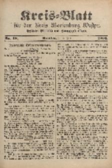 Kreis-Blatt für den Kreis Marienburg Westpreussen, 15. Juni, Nr 48.