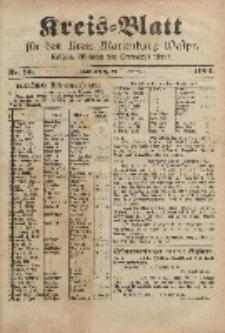 Kreis-Blatt für den Kreis Marienburg Westpreussen, 7. Dezember, Nr 96.