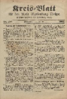 Kreis-Blatt für den Kreis Marienburg Westpreussen, 21. Dezember, Nr 100.