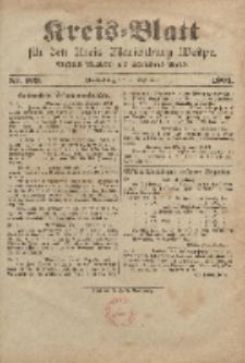 Kreis-Blatt für den Kreis Marienburg Westpreussen, 31. Dezember, Nr 103.