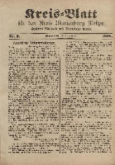 Kreis-Blatt für den Kreis Marienburg Westpreussen, 7. Januar, Nr 2.