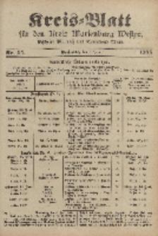 Kreis-Blatt für den Kreis Marienburg Westpreussen, 7. Juni, Nr 44.