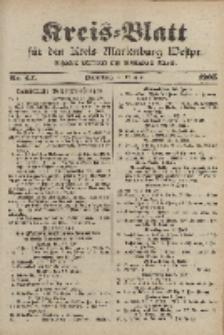 Kreis-Blatt für den Kreis Marienburg Westpreussen, 17. Juni, Nr 47.
