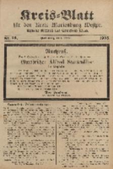 Kreis-Blatt für den Kreis Marienburg Westpreussen, 4. Oktober, Nr 79.