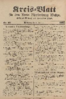 Kreis-Blatt für den Kreis Marienburg Westpreussen, 23. November, Nr 93.