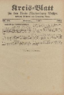 Kreis-Blatt für den Kreis Marienburg Westpreussen, 6. Dezember, Nr 96.