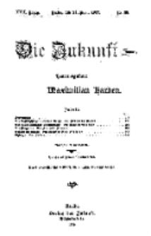 Die Zukunft, 24. April, Jahrg. XVII, Bd. 67, Nr 30.