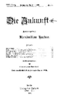 Die Zukunft, 26. Juni, Jahrg. XVII, Bd. 67, Nr 39.