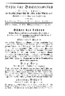 Hefte für Büchereiwesen. Der Volksbibliothekar und die Bücherhalle, Abteilung B, 7. Band, H. 3.