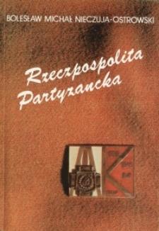 """Rzeczpospolita partyzancka. Inspektorat """"Maria"""" w walce"""