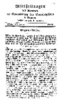 Mitteilungen für Gewerbe und Handel, März, 1843