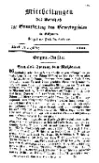 Mitteilungen für Gewerbe und Handel, April, 1843