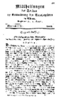 Mitteilungen für Gewerbe und Handel, Mai, 1843