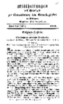 Mitteilungen für Gewerbe und Handel, Juni, 1843