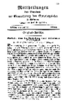 Mitteilungen für Gewerbe und Handel, März, 1844
