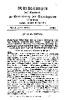 Mitteilungen für Gewerbe und Handel, April, 1844