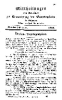 Mitteilungen für Gewerbe und Handel, Oktober, 1844