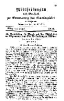 Mitteilungen für Gewerbe und Handel, März, 1842