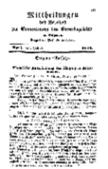 Mitteilungen für Gewerbe und Handel, April, 1842
