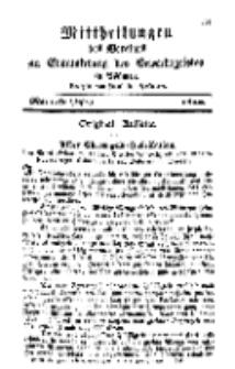 Mitteilungen für Gewerbe und Handel, Mai, 1842