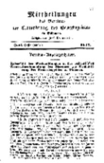 Mitteilungen für Gewerbe und Handel, Juni, 1842