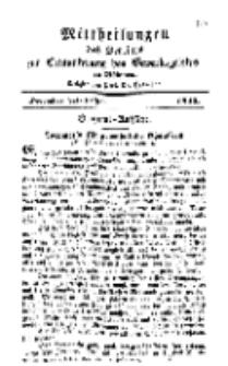 Mitteilungen für Gewerbe und Handel, Dezember, 1842