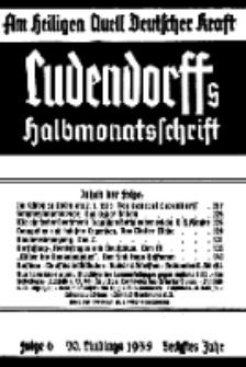 Am Heiligen Quell Deutscher Kraft, 20. Juni 1935, Folge 6.
