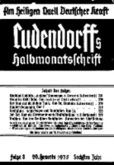 Am Heiligen Quell Deutscher Kraft, 20. Juli 1935, Folge 8.