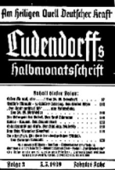 Am Heiligen Quell Deutscher Kraft, 5. Mai 1939, Folge 3.