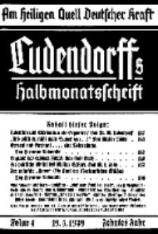 Am Heiligen Quell Deutscher Kraft, 19. Mai 1939, Folge 4.