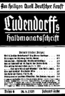 Am Heiligen Quell Deutscher Kraft, 16. Juni 1939, Folge 6.