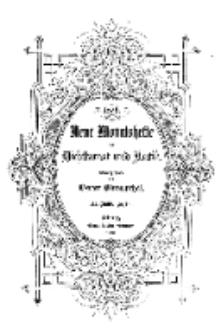Neue Monatshefte für Dichtkunst und Kritik, 1876, Bd. 3, H. 6.