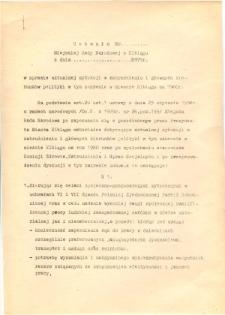 Uchwała Nr ... Miejskiej Rady Narodowej w Elblągu z dnia ... 1979 r. w sprawie aktualnej sytuacji w zatrudnieniu i głównych kierunków polityki w tym zakresie w mieście Elblągu na 1980 r. - druk