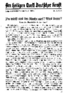Am Heiligen Quell Deutscher Kraft, 20. Mai 1938, Folge 4.