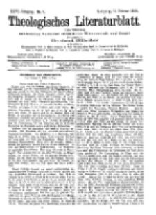 Theologisches Literaturblatt, 17. Februar 1905, Nr 7.