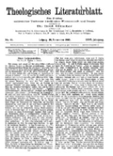 Theologisches Literaturblatt, 10. November 1905, Nr 45.