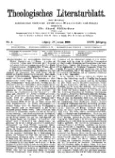 Theologisches Literaturblatt, 26. Januar 1906, Nr 4.