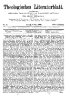 Theologisches Literaturblatt, 9. März 1906, Nr 10.