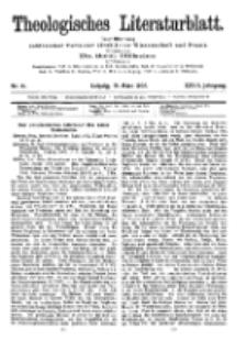 Theologisches Literaturblatt, 16. März 1906, Nr 11.
