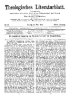 Theologisches Literaturblatt, 23. März 1906, Nr 12.