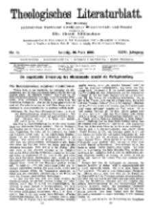 Theologisches Literaturblatt, 30. März 1906, Nr 13.