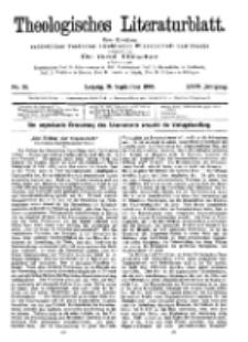 Theologisches Literaturblatt, 21. September 1906, Nr 38.
