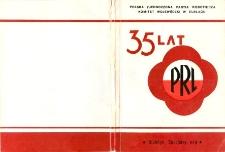 35 lat PRL - broszura - biuletyn nr 3 (specjalny)