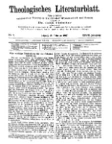 Theologisches Literaturblatt, 15. Februar 1907, Nr 7.