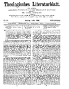 Theologisches Literaturblatt, 15. Mai 1908, Nr 20.
