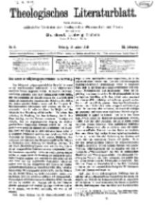 Theologisches Literaturblatt, 14. März 1919, Nr 6.