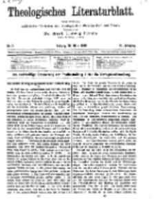Theologisches Literaturblatt, 28. März 1919, Nr 7.