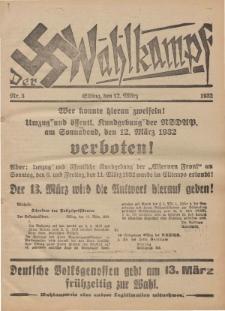 Der Wahlkampf Nr. 3, 12. März 1932