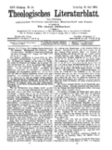 Theologisches Literaturblatt, 10. Juni 1904, Nr 24.
